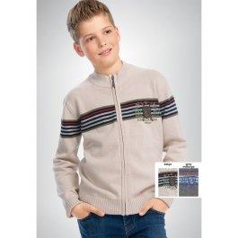 Джемпер для мальчиков теплый, на молнии Pelican BKJX4009