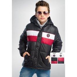 Куртка для мальчиков прочная, с атласным блеском Pelican BZWK4011