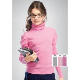 Джемпер для девочек трикотажный, с длинным рукавом Pelican GKJN4002