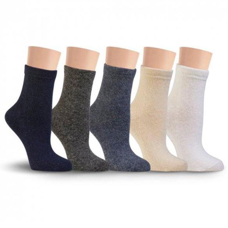 Т 4е плые носки