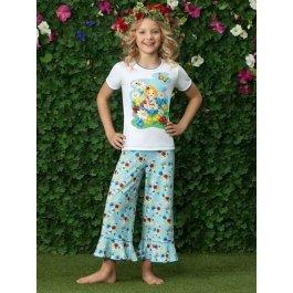 Пижама детская для девочек Charmante AGXP 411311 с рисунком