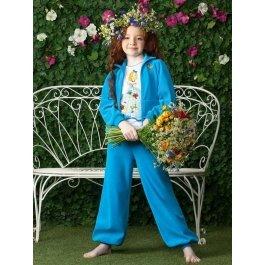 костюм для девочек Charmante AGHK 411315 с принтом