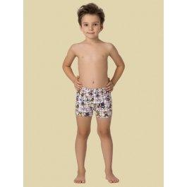 Трусы-боксеры для мальчиков Charmante BXL 461305 в раппортном принте