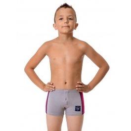 Трусы-шорты для мальчиков Charmante BX99063 с нашивкой