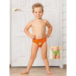 Трусы детские для мальчиков (2 шт.) Charmante BP 391302 с принтом