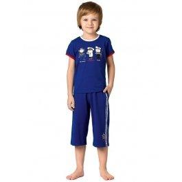 Комплект для мальчиков (футболка и брюки) Charmante BXP 451311 с принтом