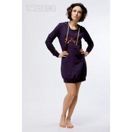 Платье жен. Nic Club Bellissima 1403 с капюшоном