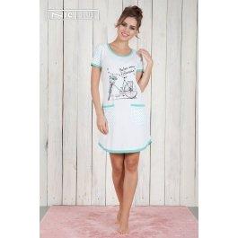 Платье жен. Nic Club Francese 1406 с принтом