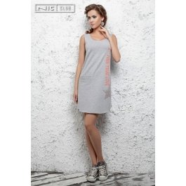 Платье-сарафан Nic Club Star 1404 женское трикотажное