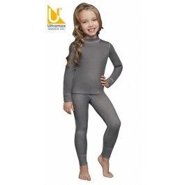 Ком-т термобелья для девочек Ultramax BARRACUDA kids 15 (U) U5144 плоские швы