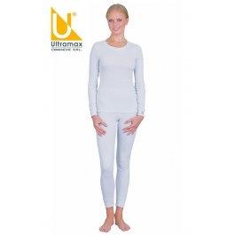 Фуфайка женская Ultramax DRY 15 (U) U1122-GR-Ф с длинным рукавом