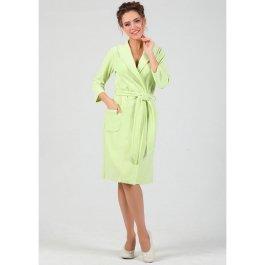 Халат NicClub Comfort 1501 K с вышивкой женский