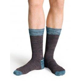 Носки Happy Socks HE11-001 с контрастными зонами