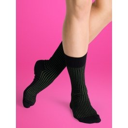 Носки Happy Socks MO11-001 в полоску