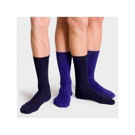 Носки Happy Socks OC11-002 однотонные