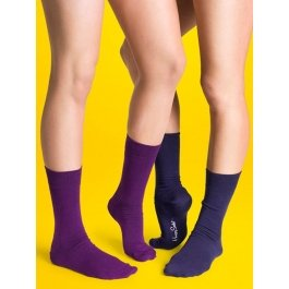 Носки Happy Socks OC11-004 однотонные