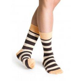 Носки Happy Socks SA11-006 в полоску