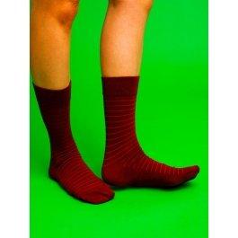 Носки Happy Socks SB10-002 в тонкую полоску