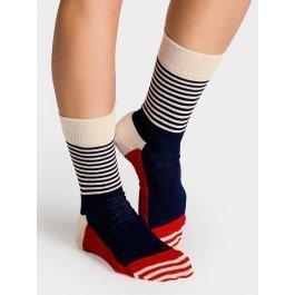 Носки Happy Socks SH11-002 в полоску