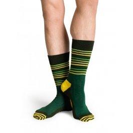 Носки Happy Socks SH11-003 в полоску