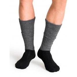 Носки Happy Socks SL11-002 с контрастными зонами