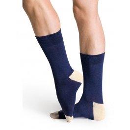 Носки Happy Socks TC11-001 с контрастными зонами