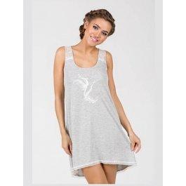 Сорочка NicClub Fantasia 1504 с принтом женская