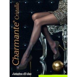 Купить колготки женские со стразами стразы CHARMANTE ASTERION 40