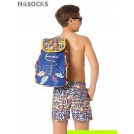 Купить рюкзак пляжный детский 1015 mare viaggio CHARMANTE BAB1702 Fishermen
