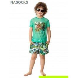 Купить пляжная футболка для мальчиков 0216 safari CHARMANTE BF 021613 AF Stive