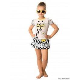 Купить пляжный комплект для девочек (юбка+топ) 0116 camomilla CHARMANTE CY 011609 AF Christina