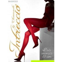 Купить колготки женские классические intreccio  80 den CHARMANTE FATA colorata 80