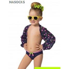 Купить комплект пляжный для девочек (плавки+рукава) 0415 blossom CHARMANTE GPH041507 Posy