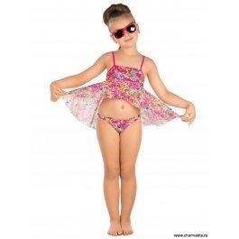 Купить пляжный комплект для девочек (топ+плавки) 0316 hawaii CHARMANTE GPQ 031602 AF Harriet
