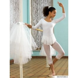 Купить леггинсы детские Arina Ballerina лайкра CHARMANTE GRAZIA 40