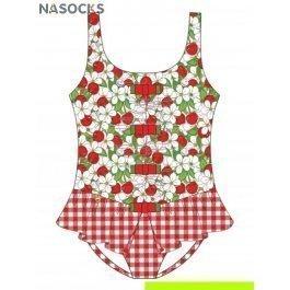 Купить купальник слитный для девочек 0215 cherry princess CHARMANTE GS 021502 AF Coletta