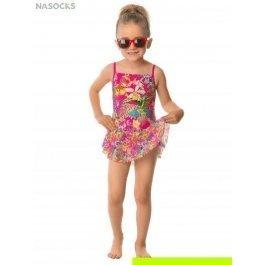 Купить купальник слитный для девочек 0316 hawaii CHARMANTE GSQ 031606 AF Happy