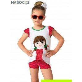 Купить костюм пляжный для девочек 0315 fille de fraise CHARMANTE GTF031508 Anablanka