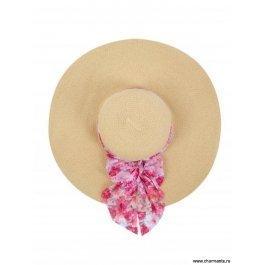 Купить шляпка женская 1216 china rose CHARMANTE HWHS 121606