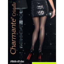Купить колготки женские со стразами стразы CHARMANTE MIRIDA 40