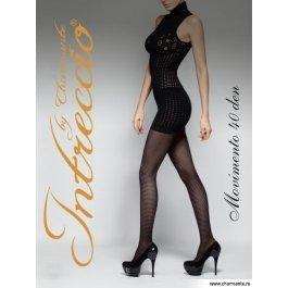 Купить колготки женские фантазийные intreccio  40 den CHARMANTE MOVIMENTO 40