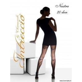 Купить колготки женские фантазийные intreccio  20 den CHARMANTE NASTRA 20