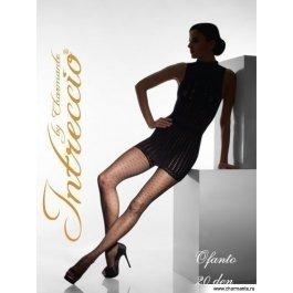 Купить колготки женские фантазийные intreccio  20 den CHARMANTE OFANTO 20