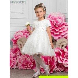 Купить платье праздничное для девочек+болеро платья perlitta CHARMANTE PSAK061404