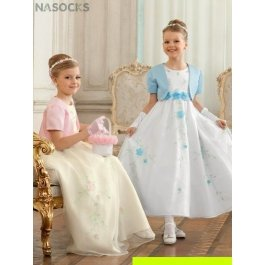 Купить платье праздничное для девочек + жилет платья perlitta CHARMANTE PSAK071203
