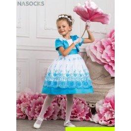 Купить платье праздничное для девочек+болеро платья perlitta CHARMANTE PSAK081402
