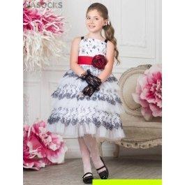Купить платье праздничное для девочек+болеро платья perlitta CHARMANTE PSAK081404