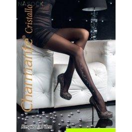Купить колготки женские со стразами стразы CHARMANTE RESPIRO 30