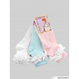 Купить носки детские хлопок saa-10 CHARMANTE SAA-1043C