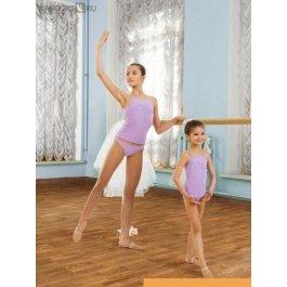 Купить комплект для девочек (майка-топ, трусы) arina ballerina CHARMANTE SGTP 201031